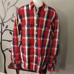 POLO Ralph Lauren Flannel US-RL Naval Shirt